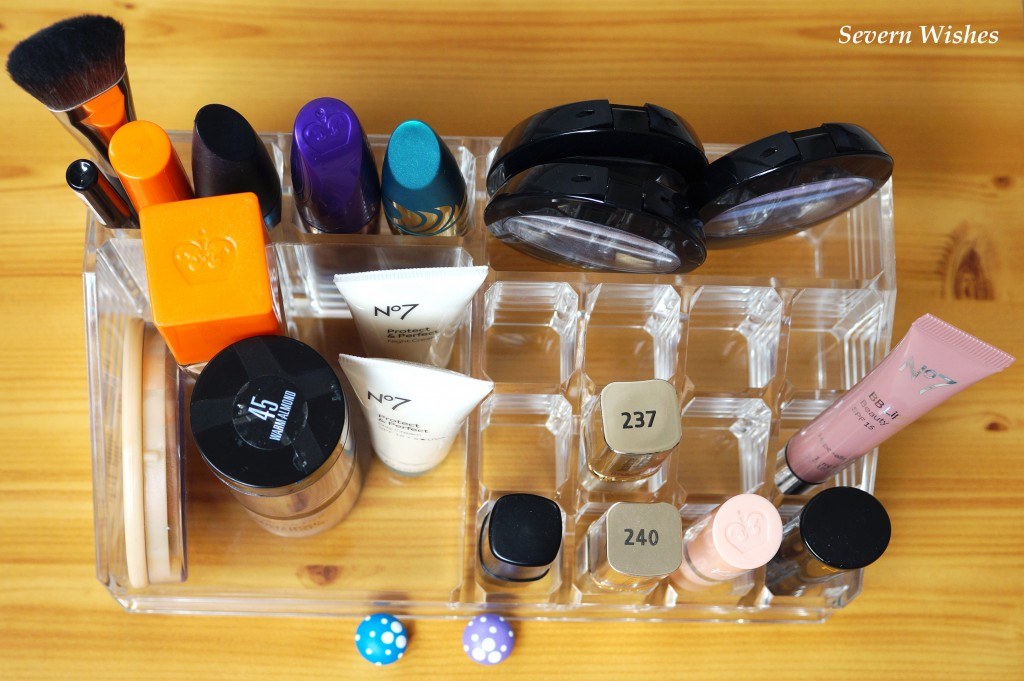 Makeup Organiser 1 SW