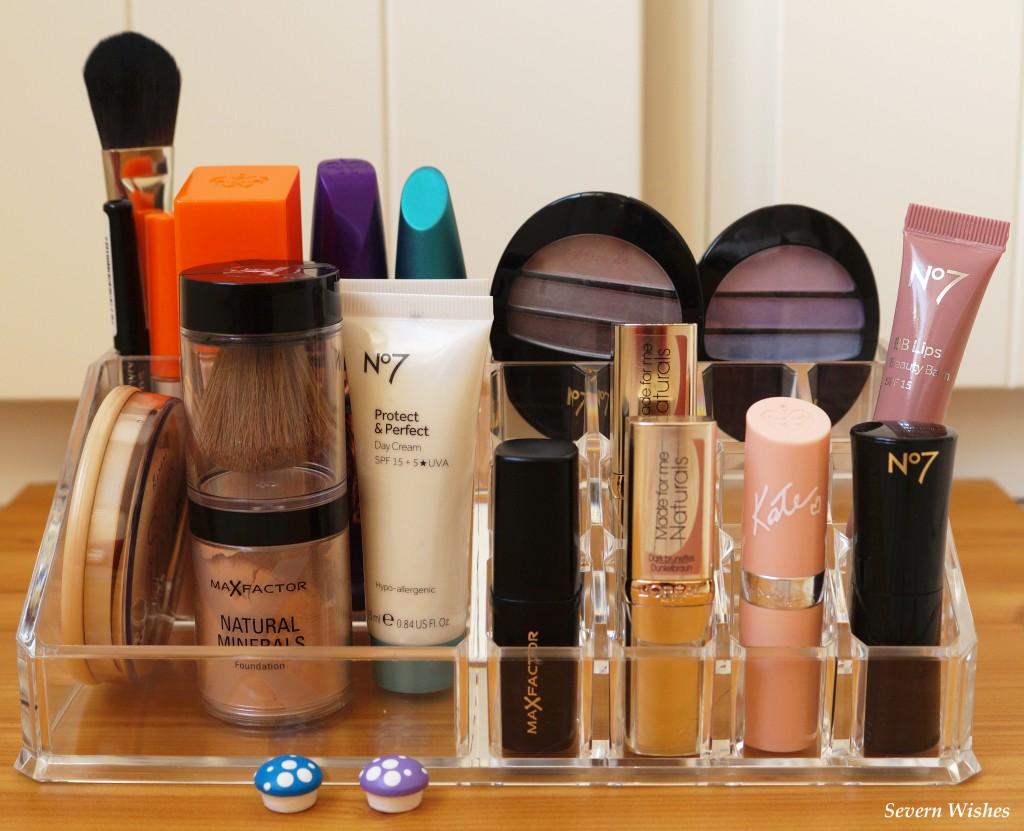 Makeup Organiser 2 SW