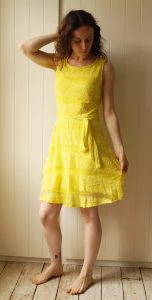Next Yellow Dress