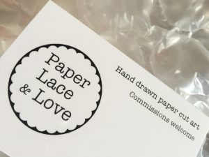 Paper Lace and Love