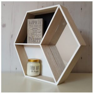 hexagon-shelf